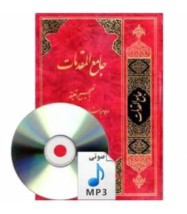 عربی 1 - جامع المقدمات(شرح الامثله) استاد : آدينه وند