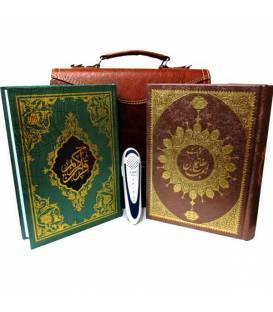 قلم قرآنی بصیر 16 GB همراه با (کلیات مفاتیح)