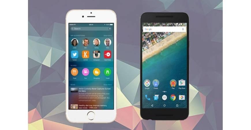 سیستم عامل اندروید 6 در مقابل iOS 9؛ کدامیک سیستم عامل بهتر است؟